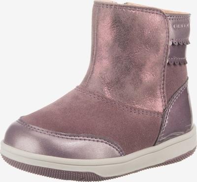 GEOX Stiefel 'New Flick' in flieder / pink, Produktansicht