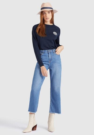 khujo Jeans 'ADOBA' in blau, Modelansicht