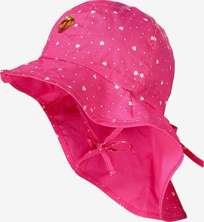 MAXIMO Hut in neonpink, Produktansicht