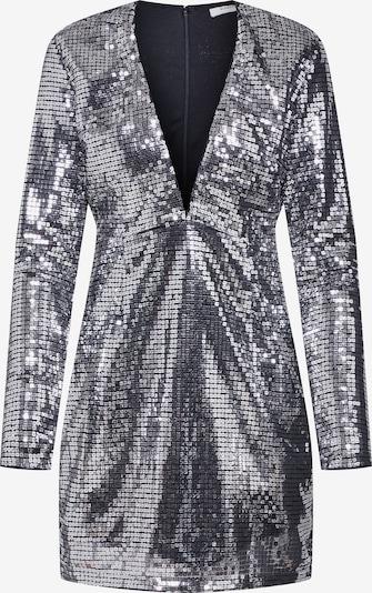 GLAMOROUS Cocktailjurk 'LADIES DRESS' in de kleur Zilver, Productweergave