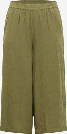 Zizzi Kalhoty 'Emma' - olivová, Produkt