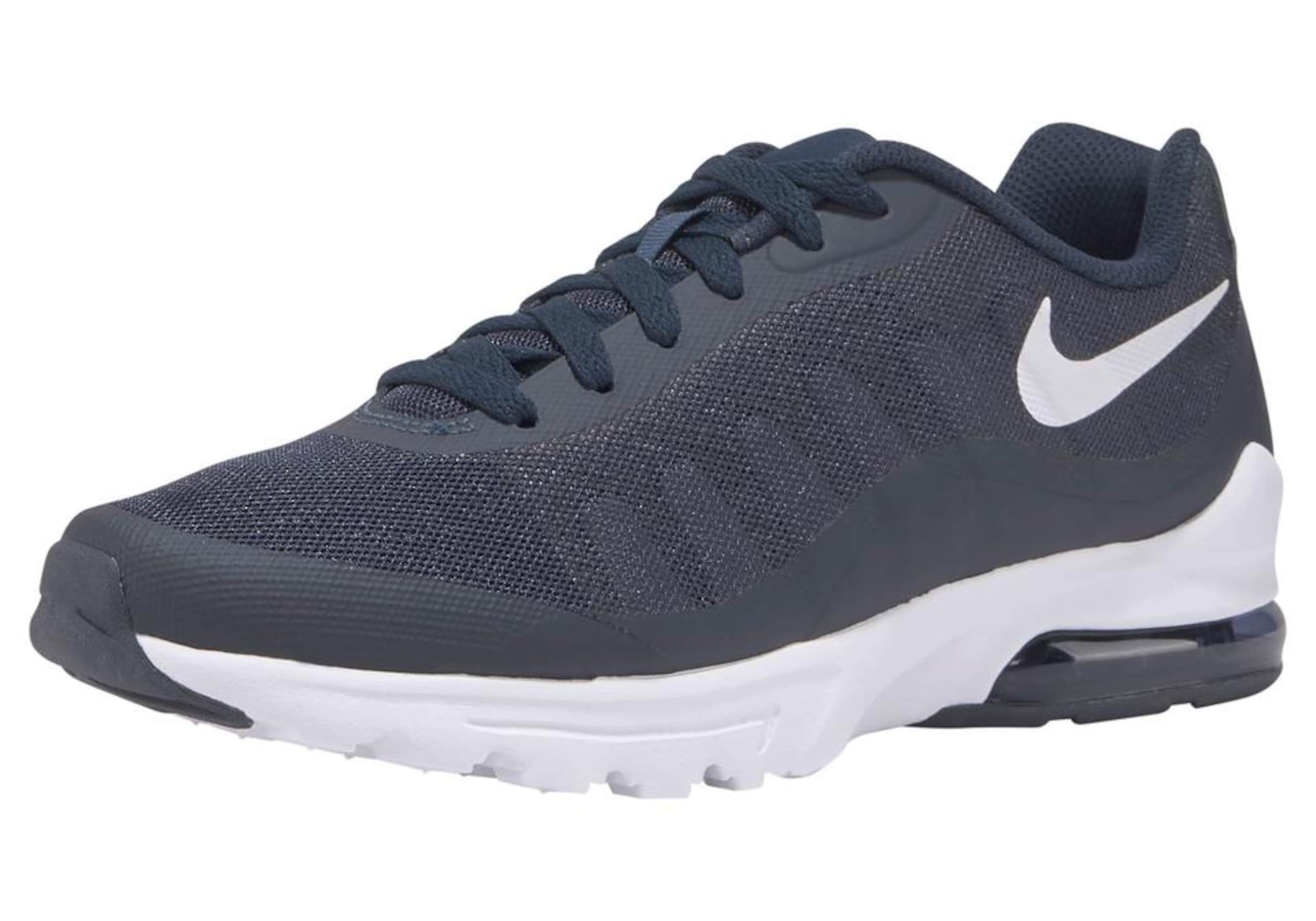 Max 'air Nike Sneaker Invigor' SchwarzWeiß Sportswear In IYWEDH9be2