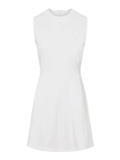 J.Lindeberg Jasmin Kleid ohne Ärmel in perlweiß, Produktansicht