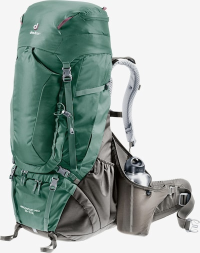 DEUTER Trekkingrucksack 'Aircontact PRO' in grün, Produktansicht