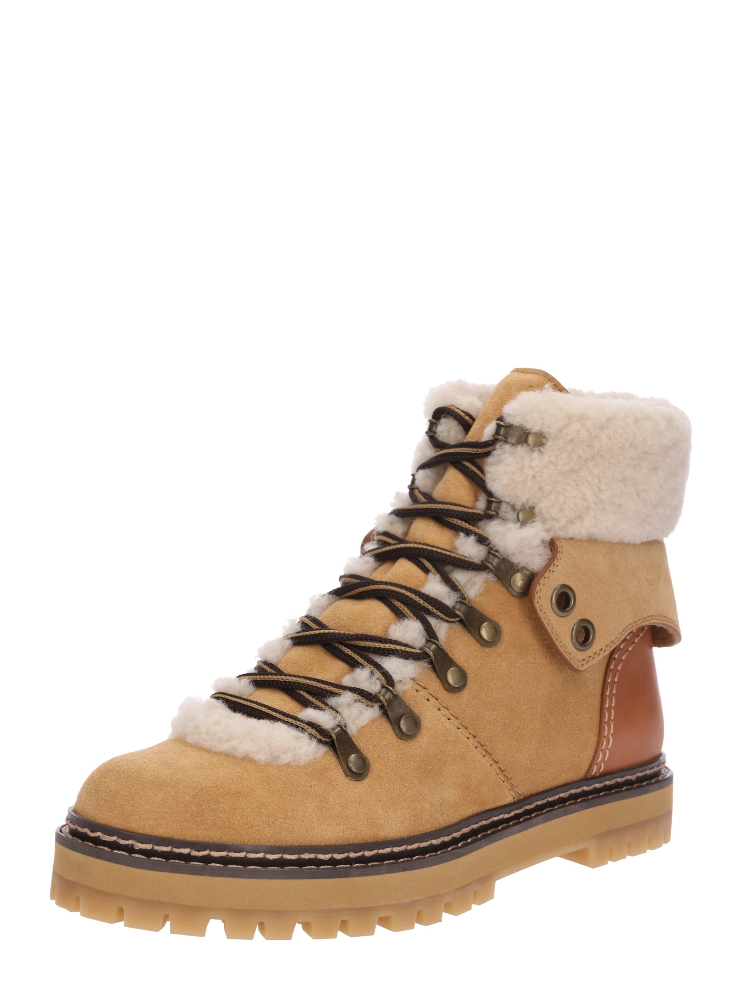 SEE BY CHLOE Stiefelette Verschleißfeste billige Schuhe