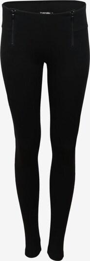 trueprodigy Leggings 'Peach' in schwarz, Produktansicht