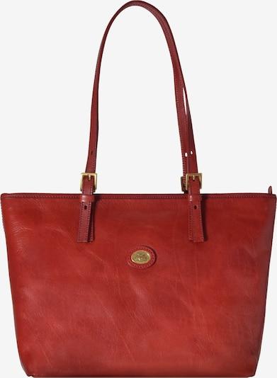 The Bridge Story Donna Shopper Tasche Leder 32 cm in rot, Produktansicht