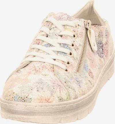 REMONTE Schnürschuh in mischfarben / weiß, Produktansicht