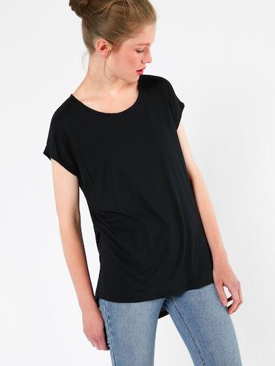 tigha Shirt 'Effi' in schwarz: Frontalansicht