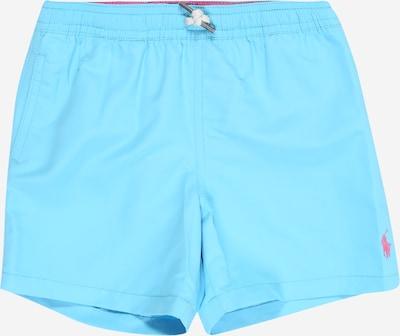 POLO RALPH LAUREN Badehose 'TRAVELER' in blau, Produktansicht
