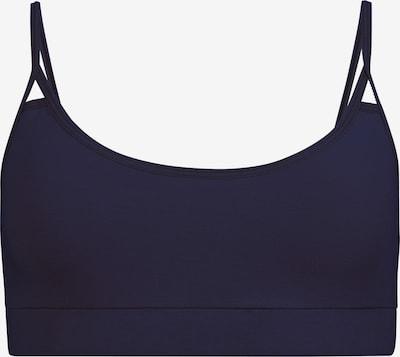 VATTER 'Peppy Paula' Bustier in blau, Produktansicht