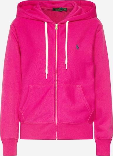POLO RALPH LAUREN Sweatjacke in pink, Produktansicht