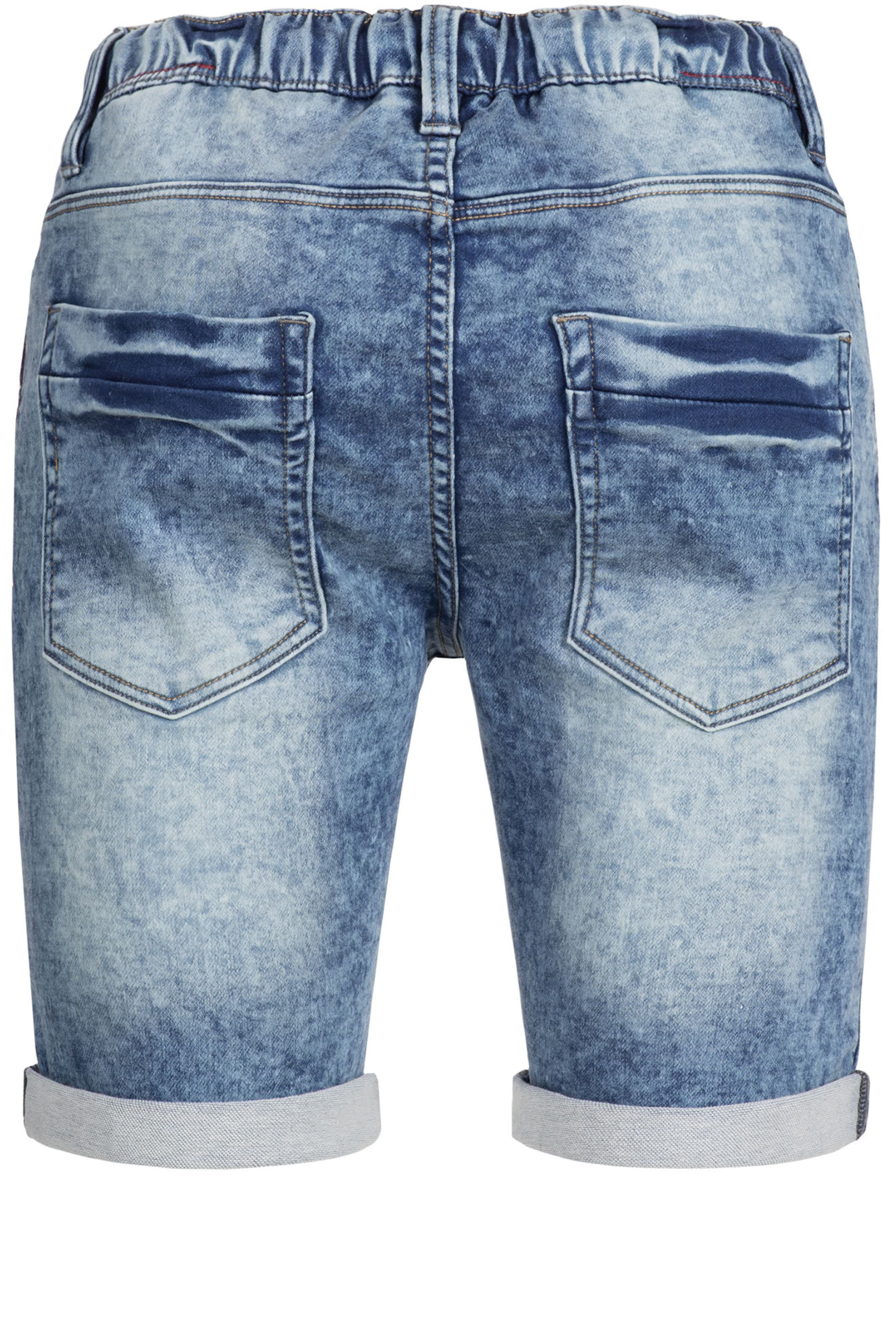 Jeans Shorts' Indicode Shorts 'kadin Blue In Denim kZuOPXiT