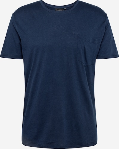 recolution Shirt in navy, Produktansicht