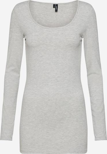 VERO MODA Shirts 'Maxi My' i grå, Produktvisning