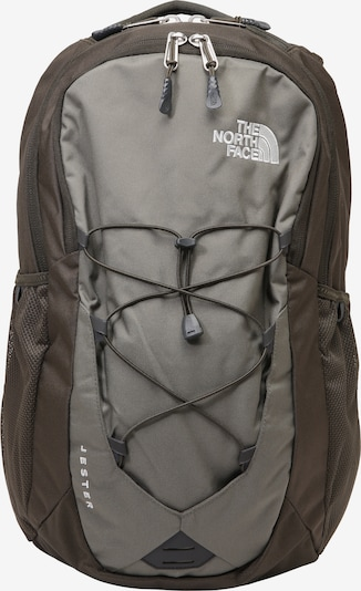 THE NORTH FACE Rucksack 'Jester' in grau / khaki, Produktansicht