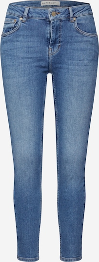 Superdry Jeans 'MID RISE SKINNY' in blue denim, Produktansicht