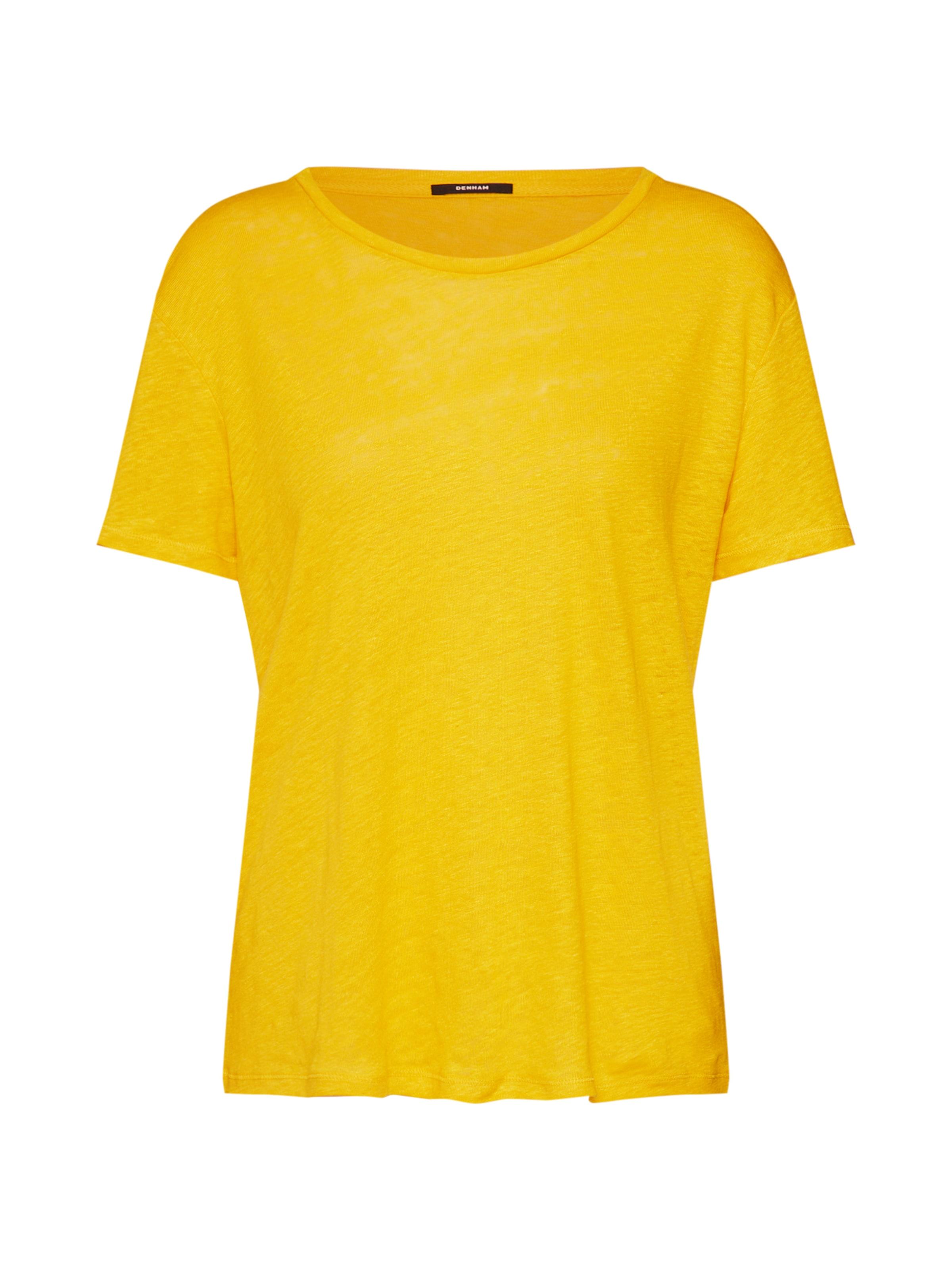 Gelb 'naval In Lj' Shirt Denham Tee dBCoerWx