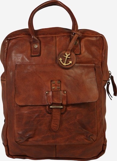 Harbour 2nd Rucksack 'Utopia' in cognac, Produktansicht