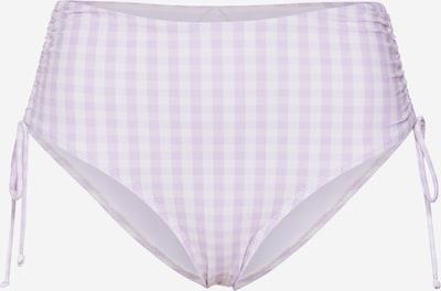 EDITED Bas de bikini 'Maiki' en violet, Vue avec produit