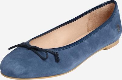 Apple of Eden Ballerina 'SS20-BRANCA' in blau: Frontalansicht