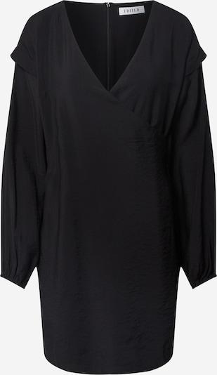 EDITED Robe 'Cecile' en noir, Vue avec produit