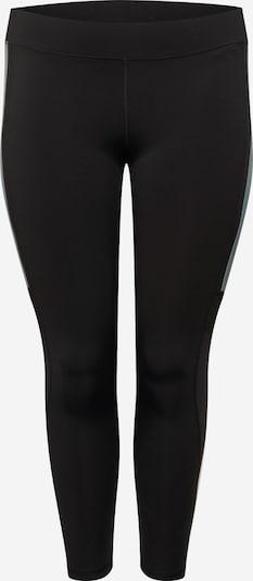 Pantaloni sport 'SULA' Only Play Curvy pe negru, Vizualizare produs