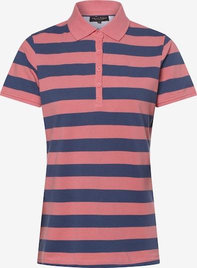 Marie Lund Poloshirt ' ' in pink / schwarz, Produktansicht