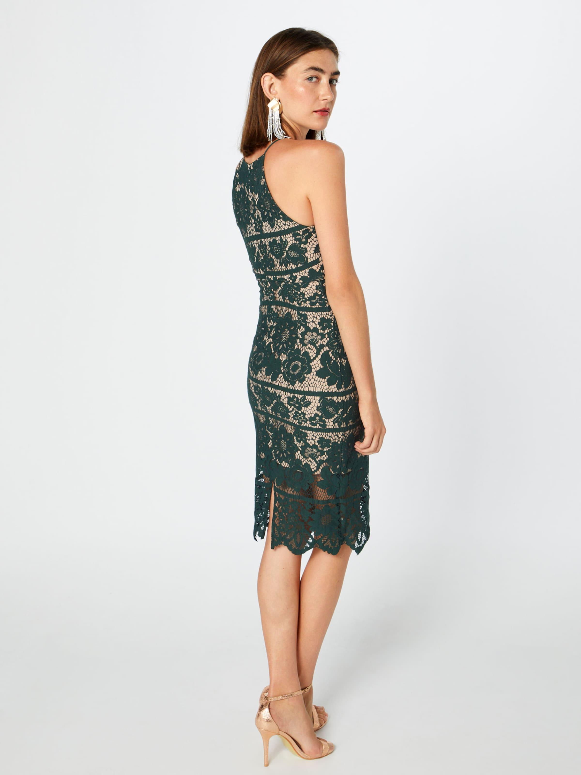 Grün Bardot Bardot Spitzenkleid 'mila' In Spitzenkleid 'mila' In v0Nmw8nO