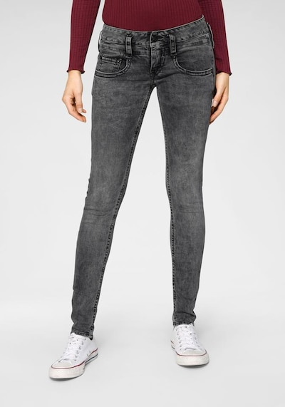 Herrlicher Jeans 'Pitch' in de kleur Grey denim, Modelweergave