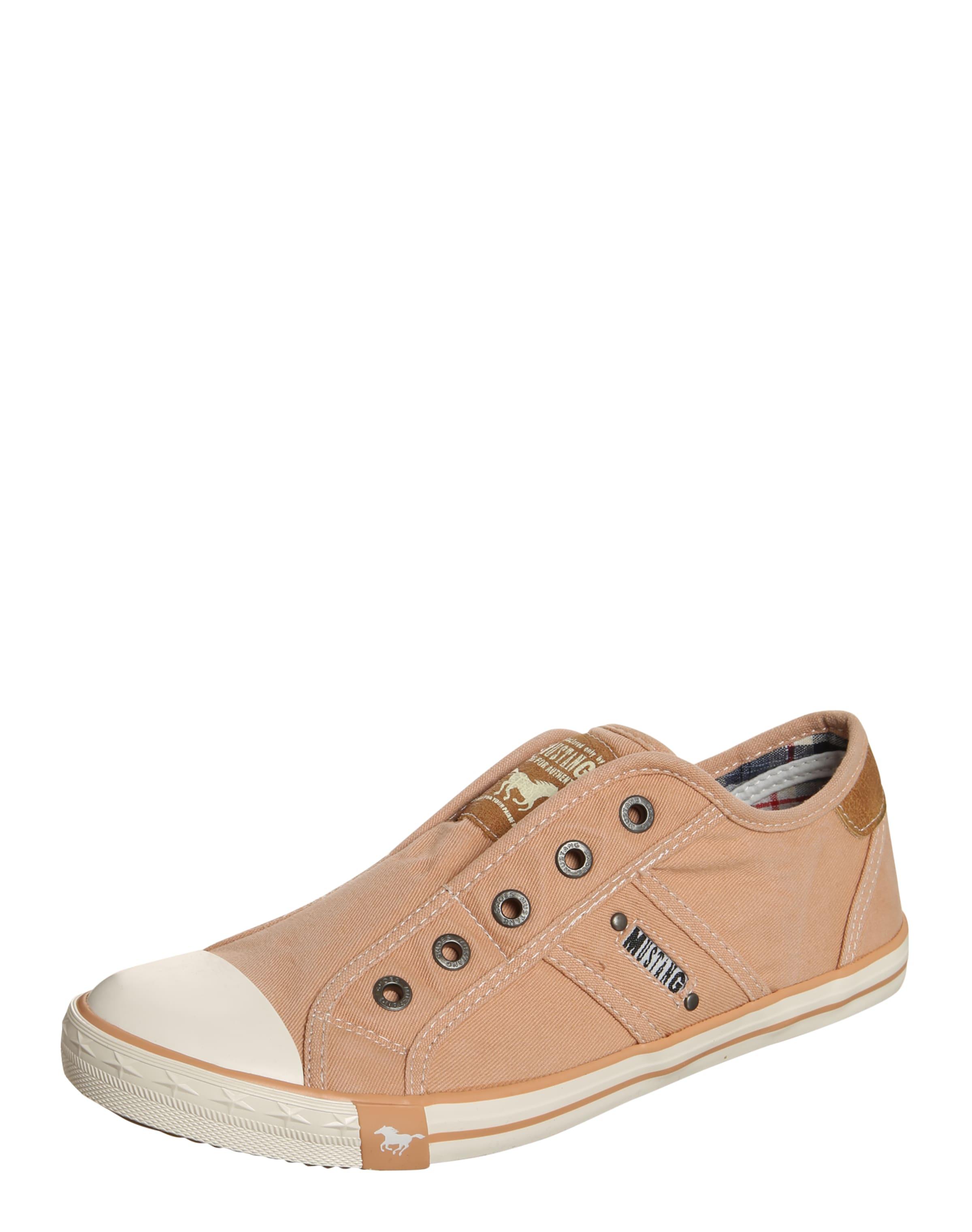 MUSTANG Canvas Slipper Verschleißfeste billige Schuhe