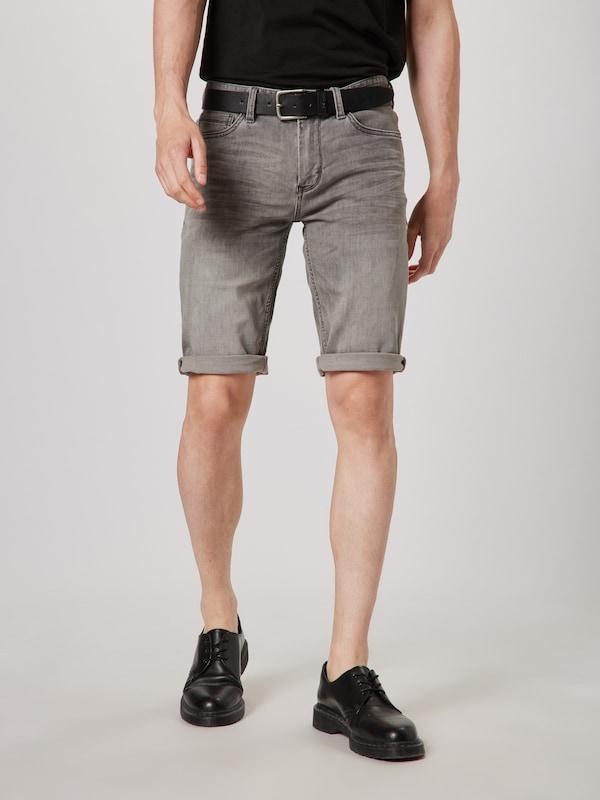 s.Oliver Jeans Shorts grey denim