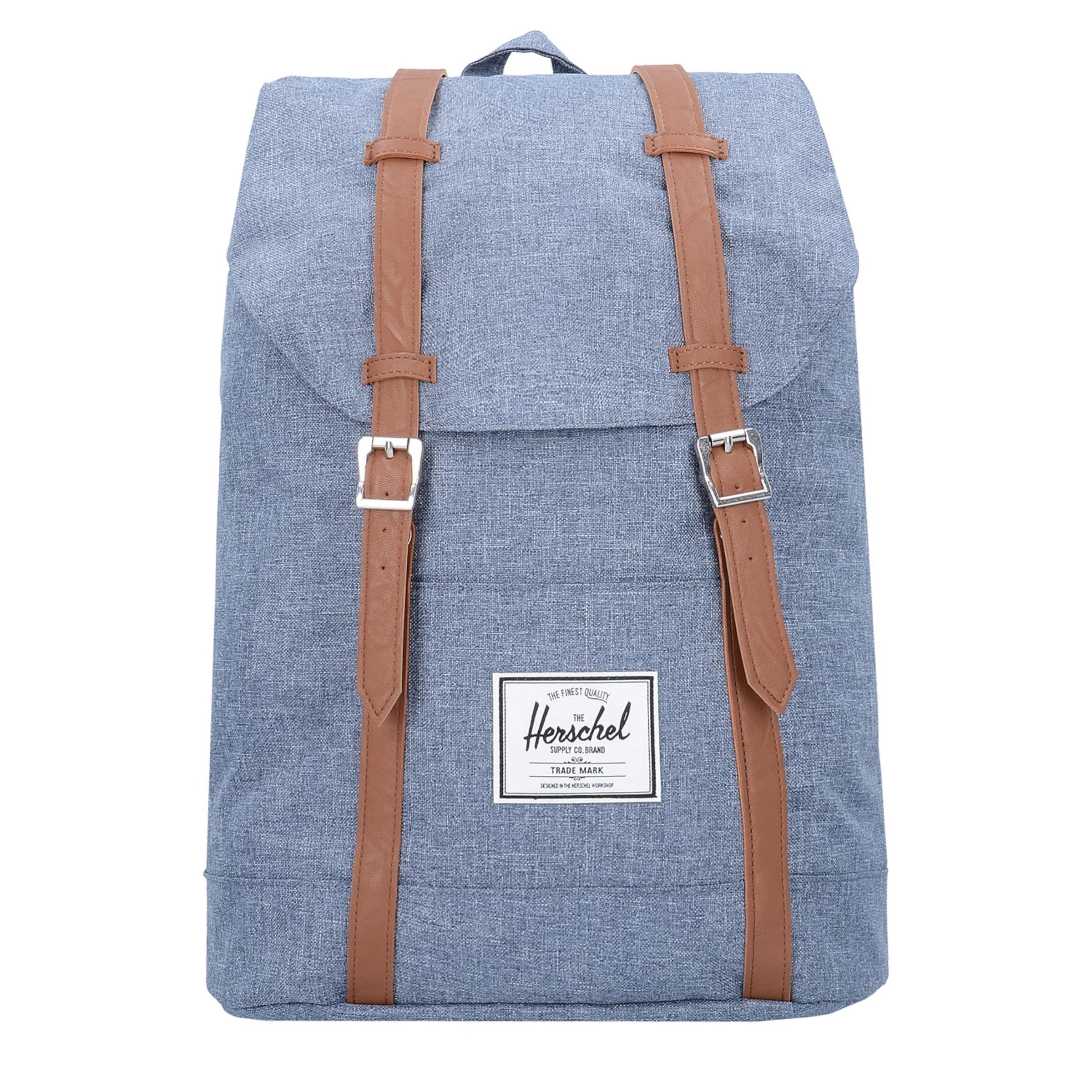 Herschel Rucksack mit Laptopfach 'Retreat Backpack 17 I' Große Überraschung  Wo Zu Kaufen Vorbestellung Online 5IplxI4d9z