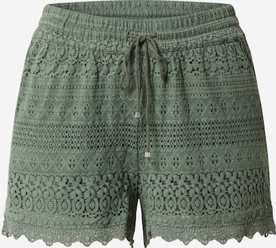 VERO MODA Shorts in smaragd, Produktansicht