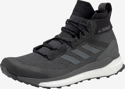 ADIDAS PERFORMANCE Boots 'Terrex Boost Free Hiker' in de kleur Antraciet / Zwart, Productweergave