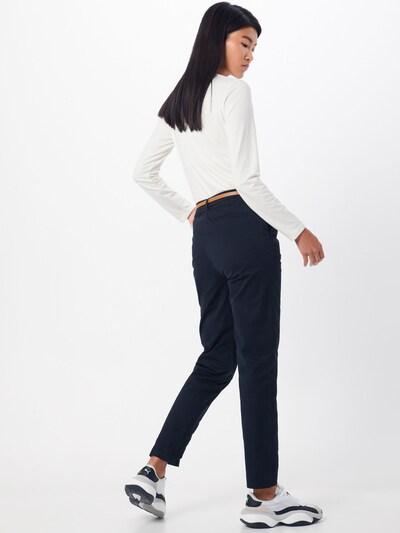 Chino stiliaus kelnės iš SCOTCH & SODA , spalva - juoda: Vaizdas iš galinės pusės