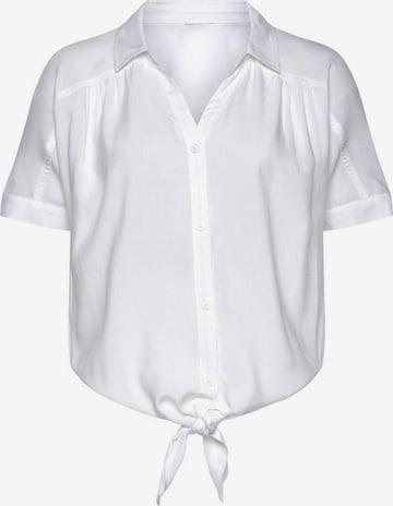 Bluză de la BUFFALO pe alb