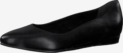 TAMARIS Balerīntipa apavi pieejami melns, Preces skats