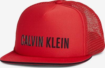 Calvin Klein Cap in rot, Produktansicht