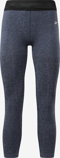 REEBOK Leggings in kobaltblau, Produktansicht