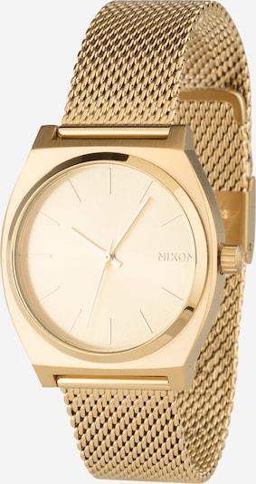 Nixon Armbanduhr 'Time Teller Milanese' in gold, Produktansicht