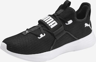 PUMA Chaussure de course 'Persist XT Knit' en noir / blanc, Vue avec produit