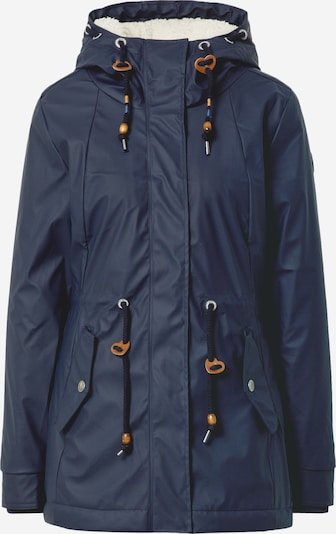 Parka de primăvară-toamnă 'Monadis' Ragwear pe navy, Vizualizare produs