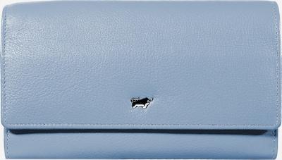 Braun Büffel Geldbörse 'Miami' in hellblau, Produktansicht