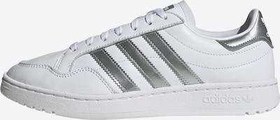 ADIDAS ORIGINALS Sneaker in silber / weiß, Produktansicht