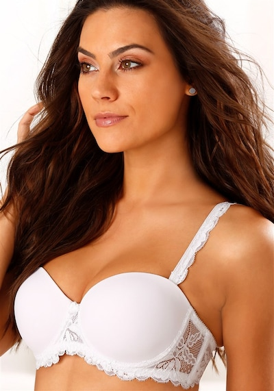 NUANCE Bra in White, Item view