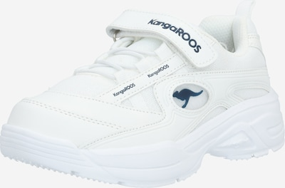 KangaROOS Sports shoe 'Chunky' in black / white, Item view