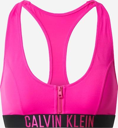 rózsaszín Calvin Klein Swimwear Bikini felső ' W ', Termék nézet