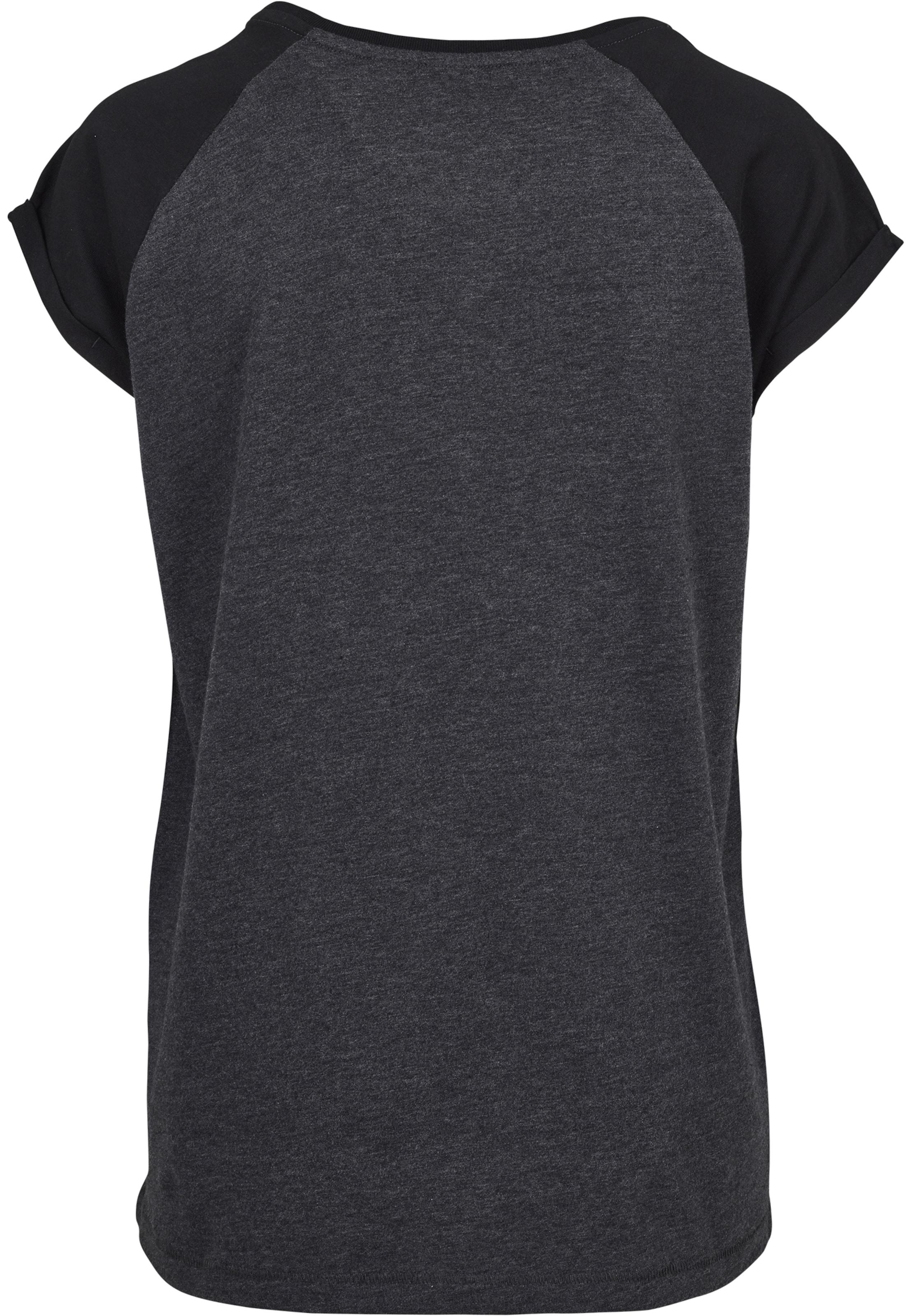 shirt Classics En GrisNoir Urban T Oversize 35uTKJF1cl