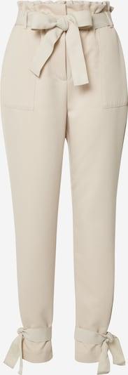 VERO MODA Hose 'VMKAISA HW TIE PANTS VMA' in beige, Produktansicht
